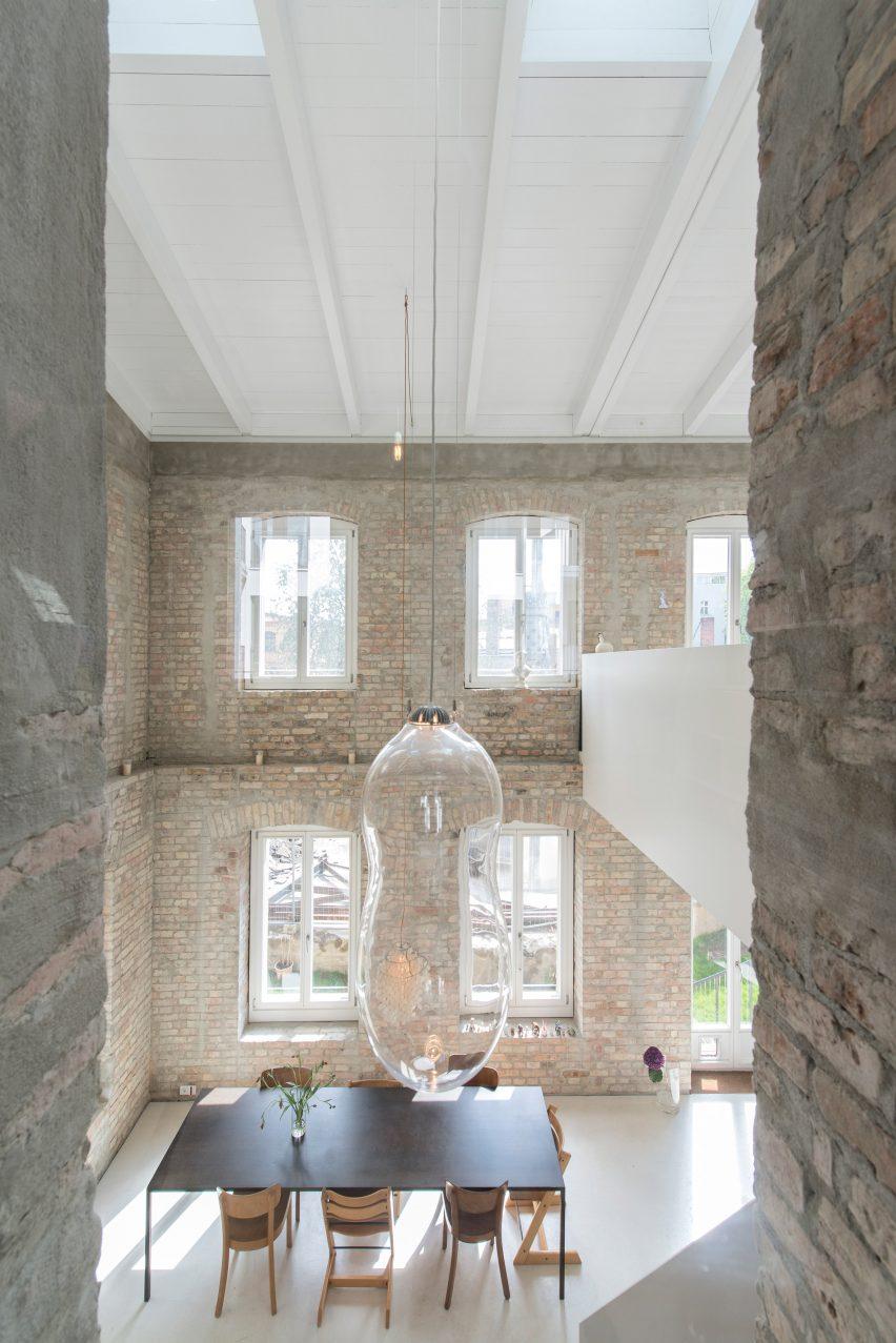 Müllerhaus by asdfg Architekten