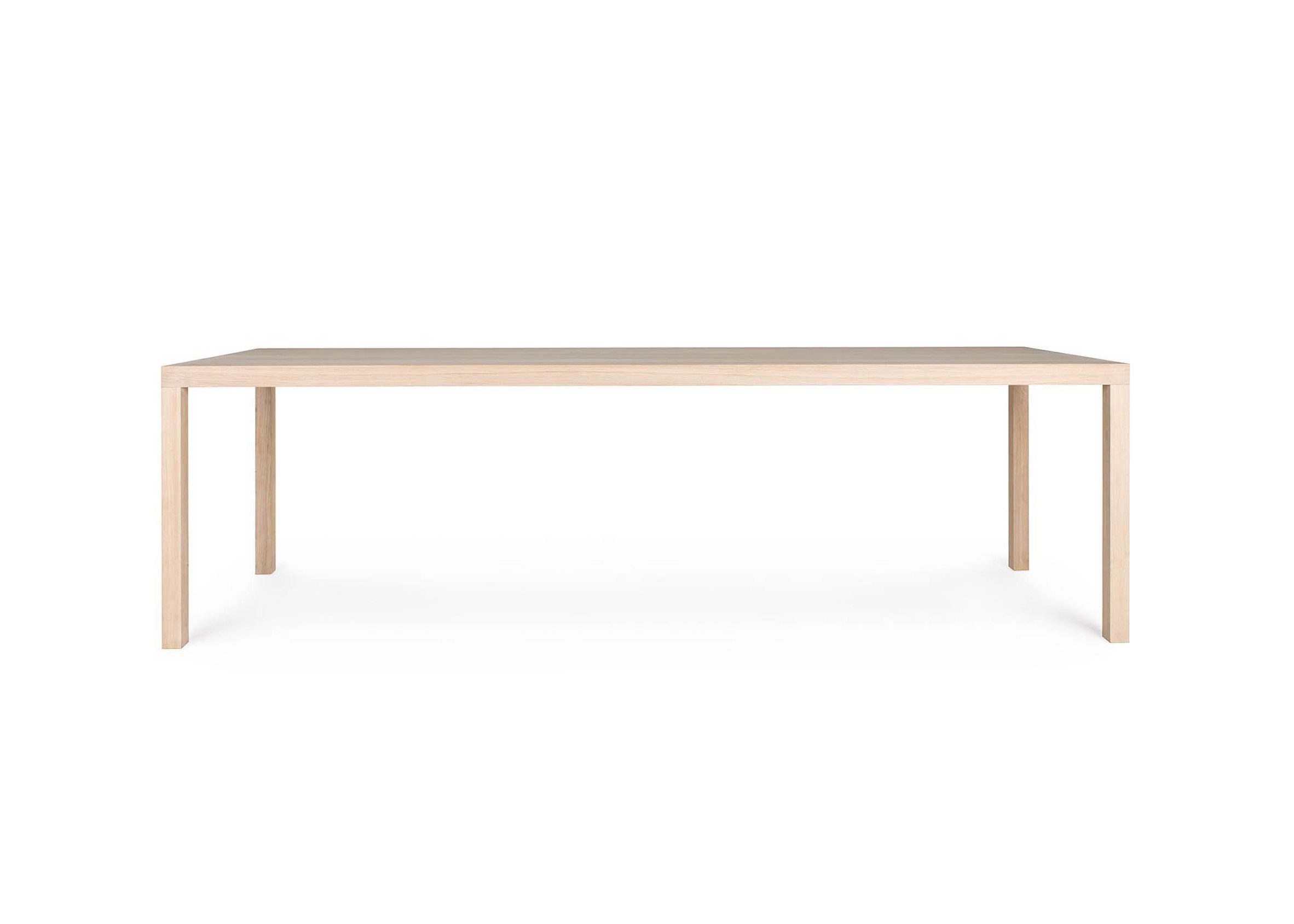T88W Table by Maarten Van Severen is one of James Mair's top five minimalist furniture choices