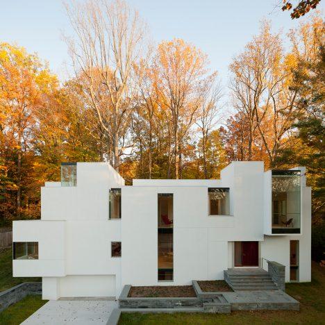 Five of the best houses in Maryland on Dezeen
