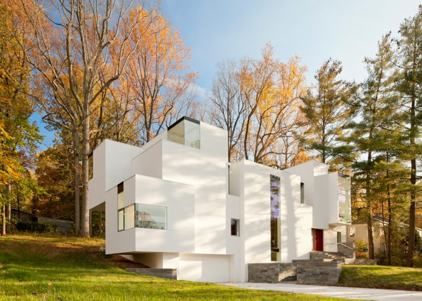 NaCl House by David Jameson