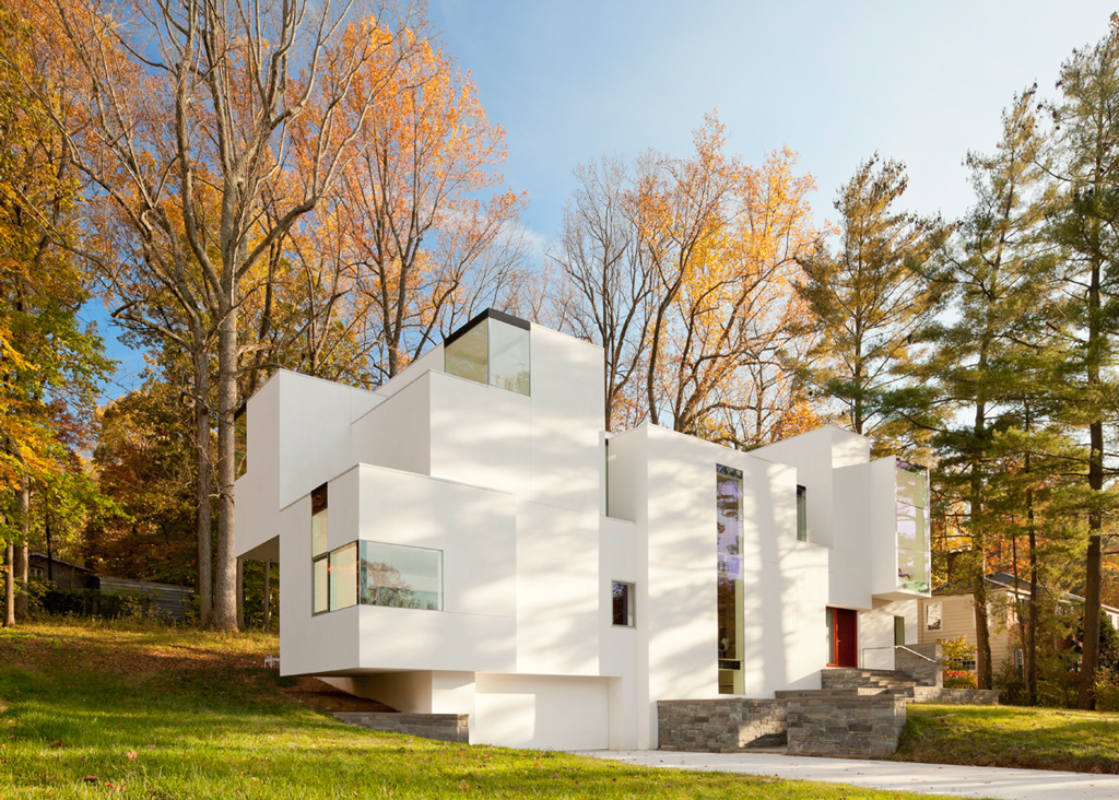 NaCl House by David Jameson
