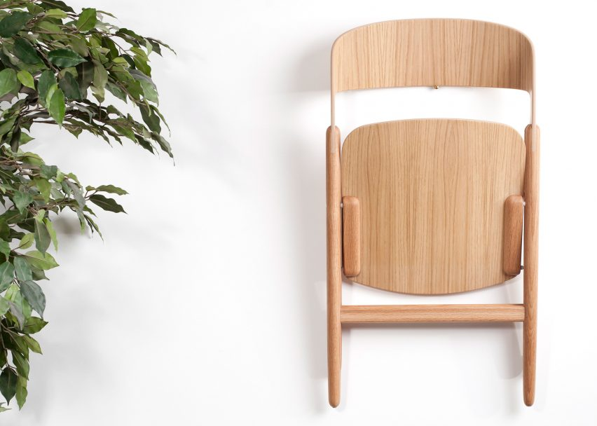 18 Of 18; Narin Chair By David Irwin For Case Furniture