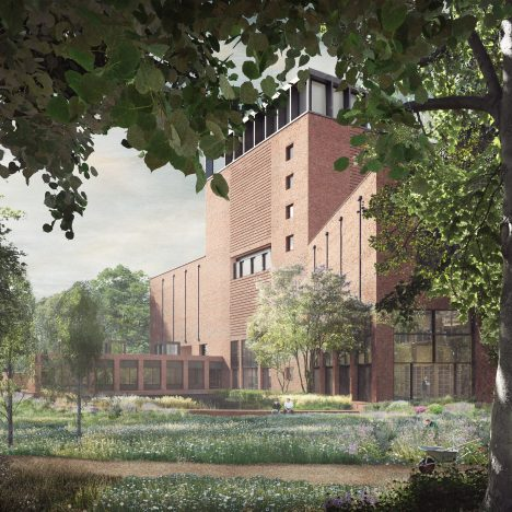 Wright & Wright unveils first addition to London's historic Lambeth Palace in over 180 years