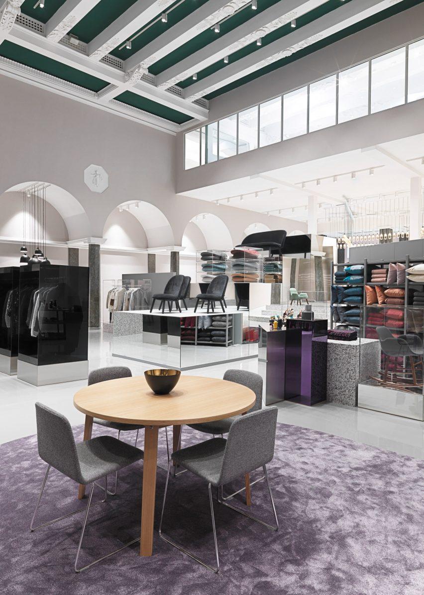 Normann Copenhagen flagship store