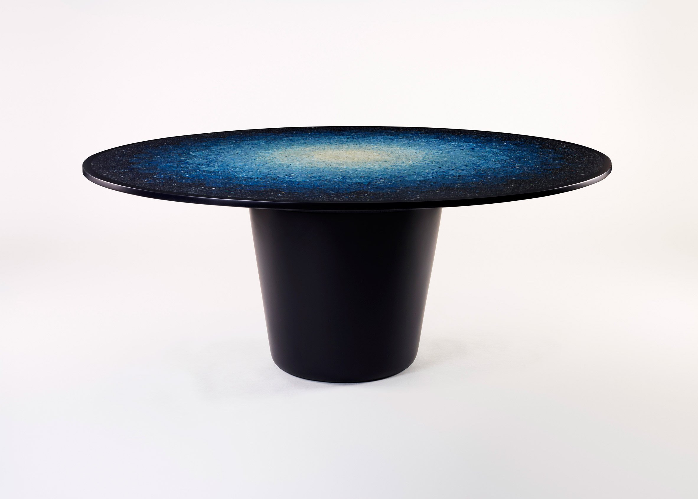 LDB: Ocean terrazzo table by Brodie Neill for LDB
