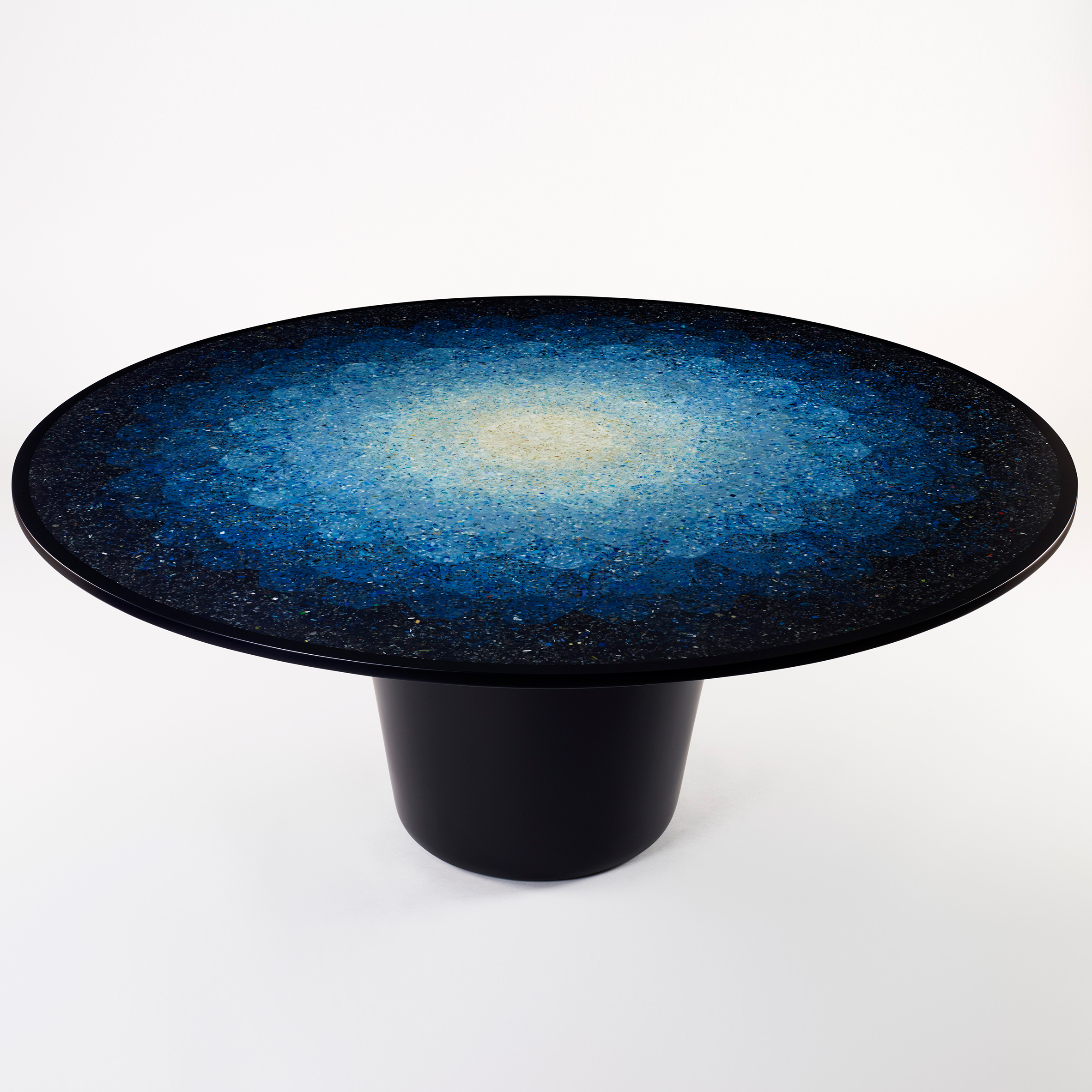 LDB: Ocean terrazzo table by Brodie Neill for LDB