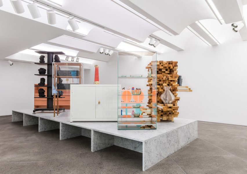 Of Cabinets and Curiosities exhibition at Chamber