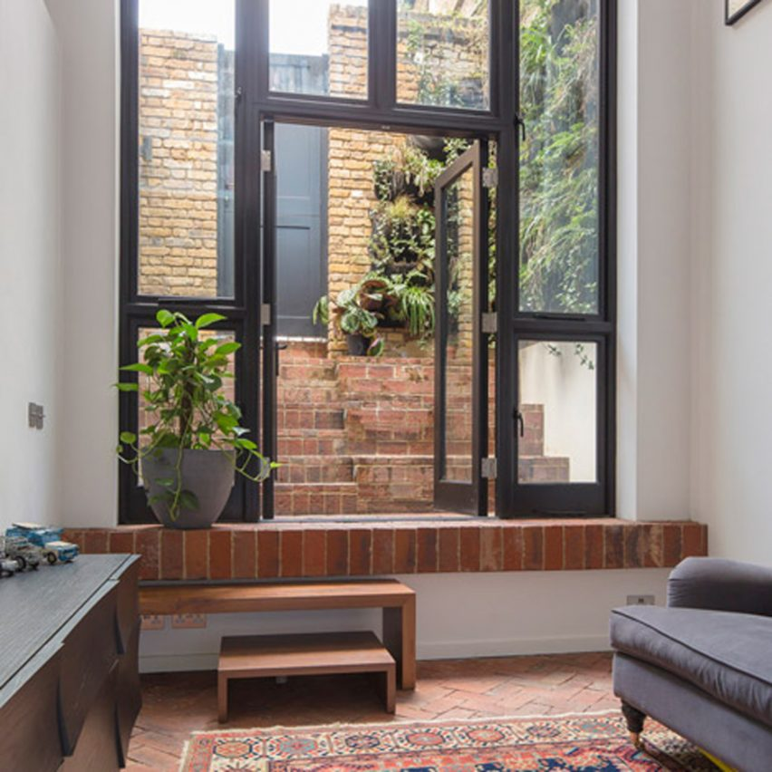 Old Upholstereru0027s Workshop In London On The Top 10 Brick Interiors On  Dezeenu0027s Pinterest Boards