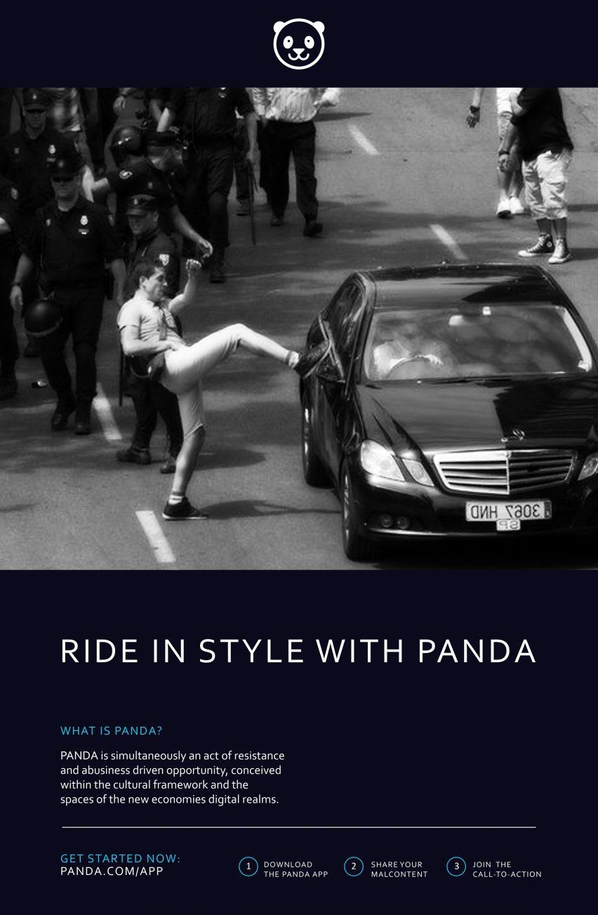Oslo Triennale: Panda by OMA