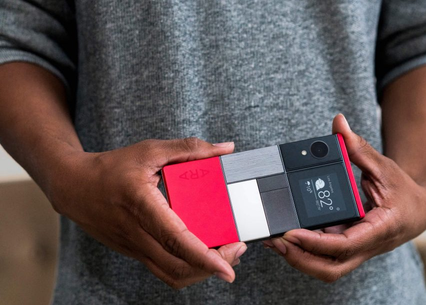 Google shelves modular Project Ara smartphone