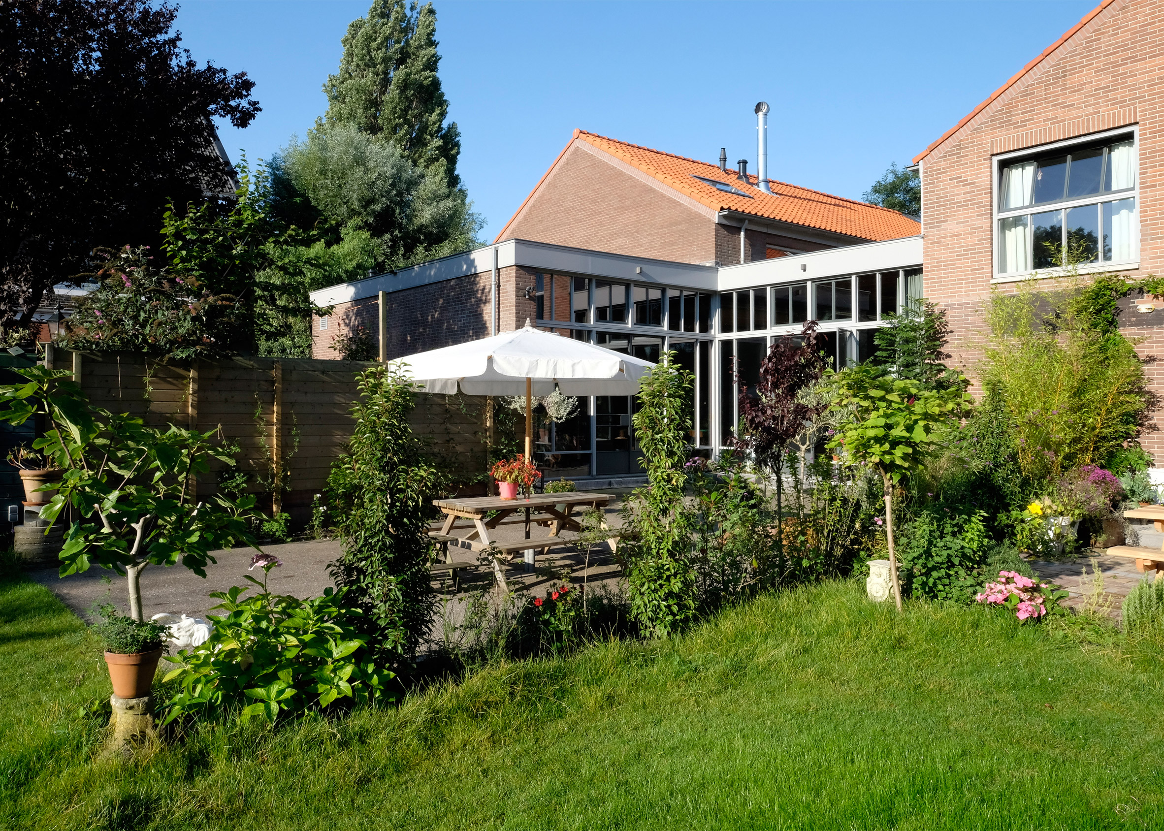 Transformation of former potato barn by Houben & Van Mierlo