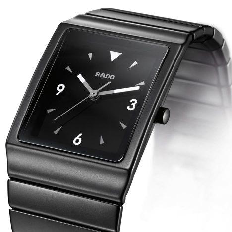 Konstantin Grcic redesigns Rado's Ceramica watch