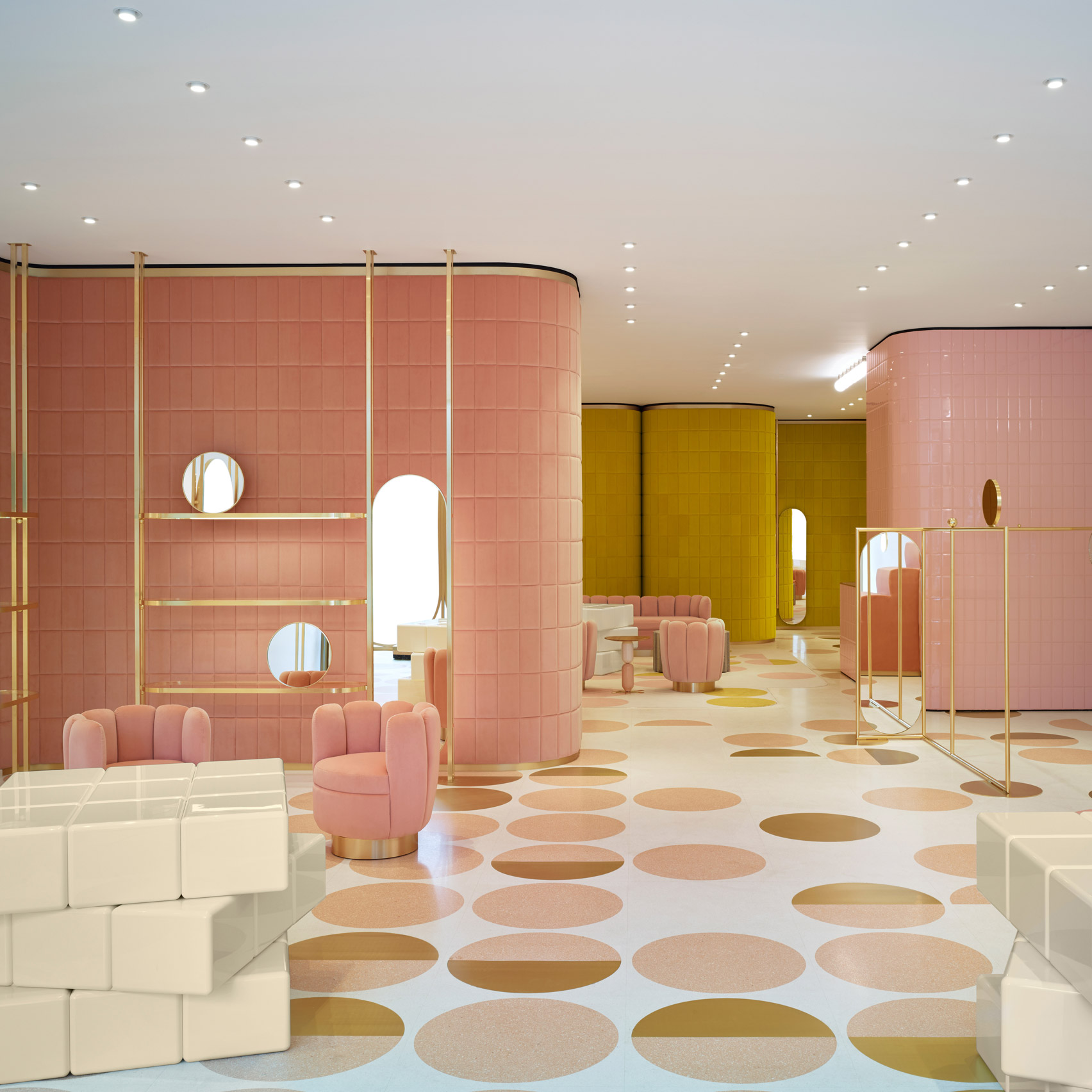 Five of the most appealing interior design roles on Dezeen Jobs this week