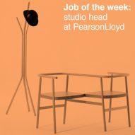 Job of the week: studio head at PearsonLloyd