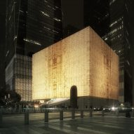 Ronald O Perelman Performing Arts Center at New York's World Trade Center by Rex Architecture
