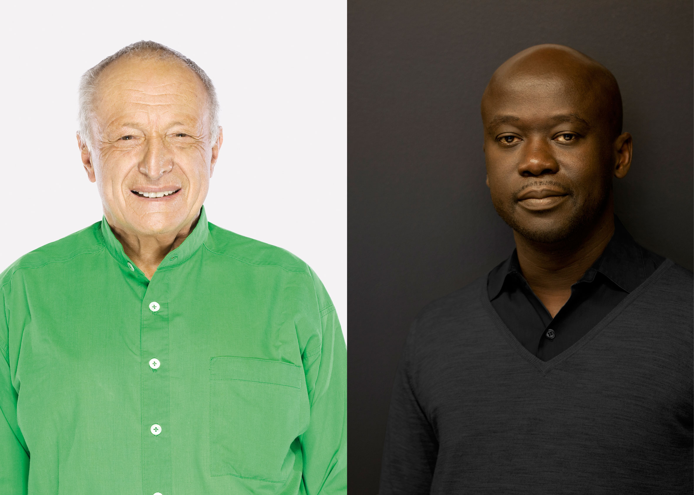 Richard Rogers and David Adjaye to select next Serpentine Pavilion architect