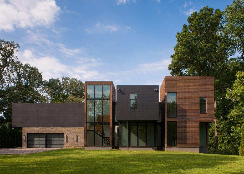 Riggins House by Robert Gurney Architect