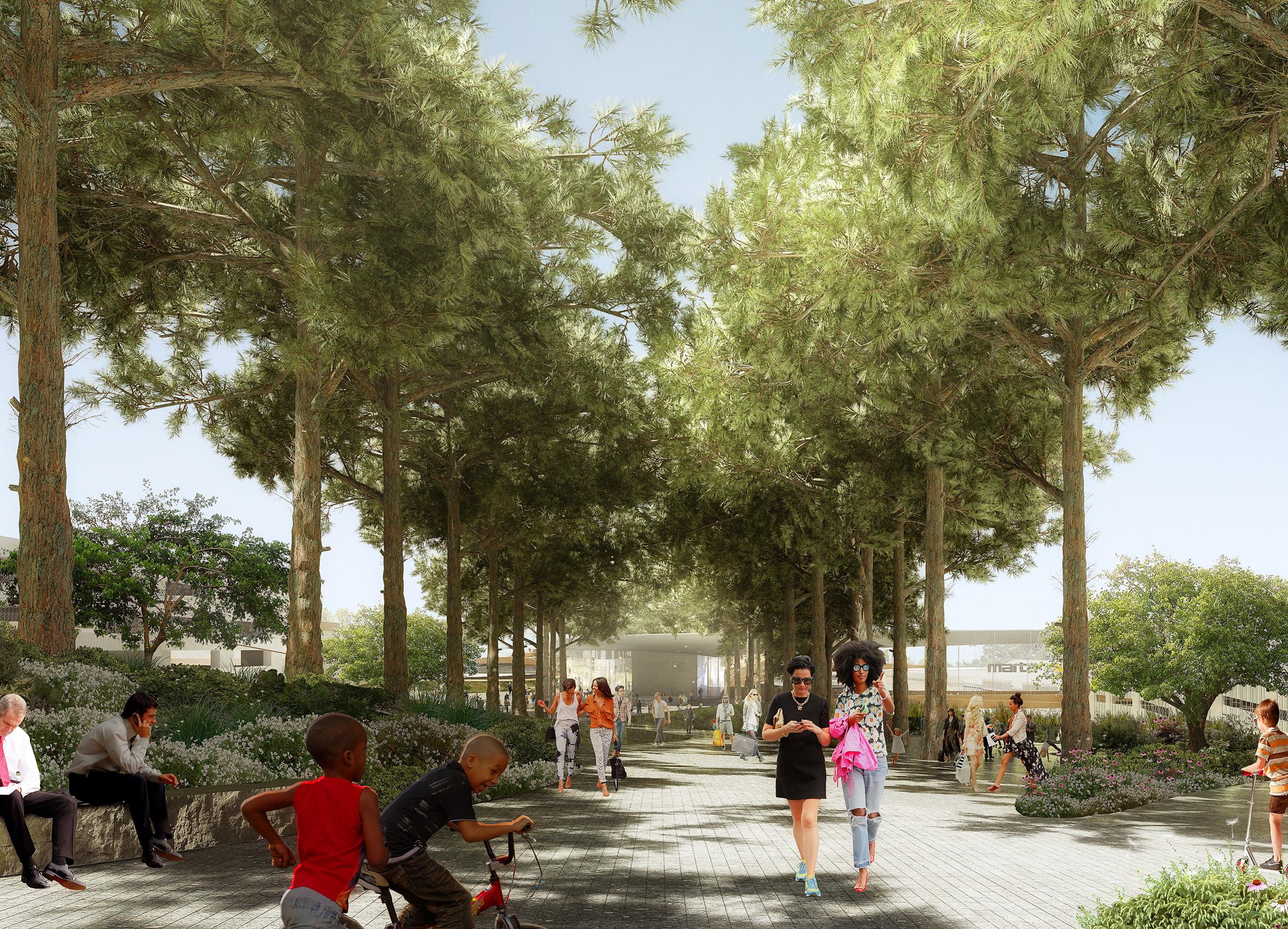 Buckhead Park by Rogers Partners