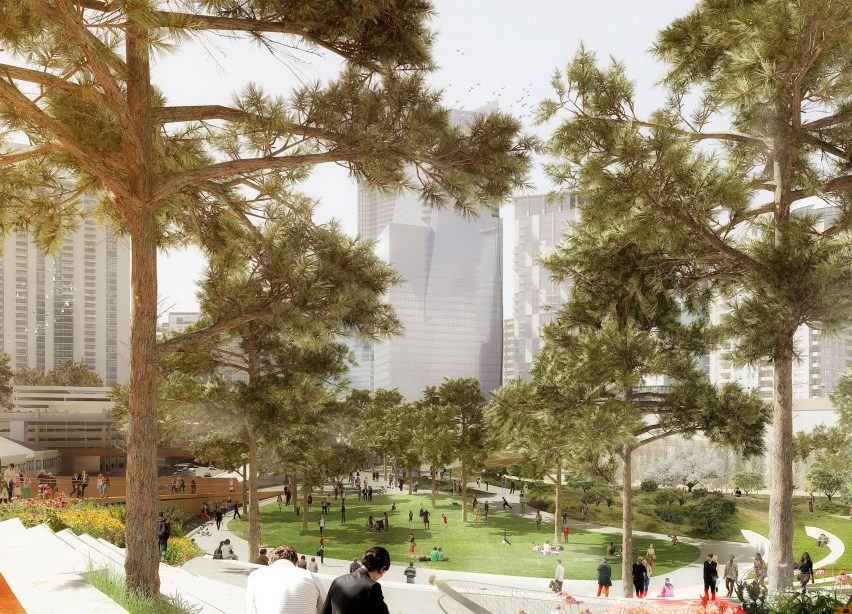 Buckhead Park by Rogers Partners