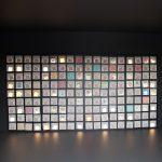 Ron Arad creates OLED light panel installation for LG Display at London Design Festival