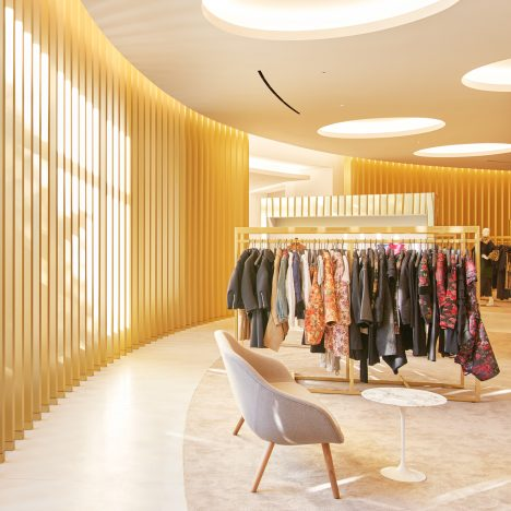 Saks Fifth Avenue opens Downtown Manhattan outpost by Found