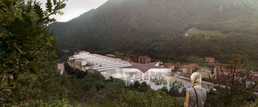 BIG, MVRDV and Snøhetta unveil designs for San Pellegrino headquarters