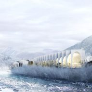 BIG, MVRDV and Snøhetta unveil competing designs for San Pellegrino headquarters
