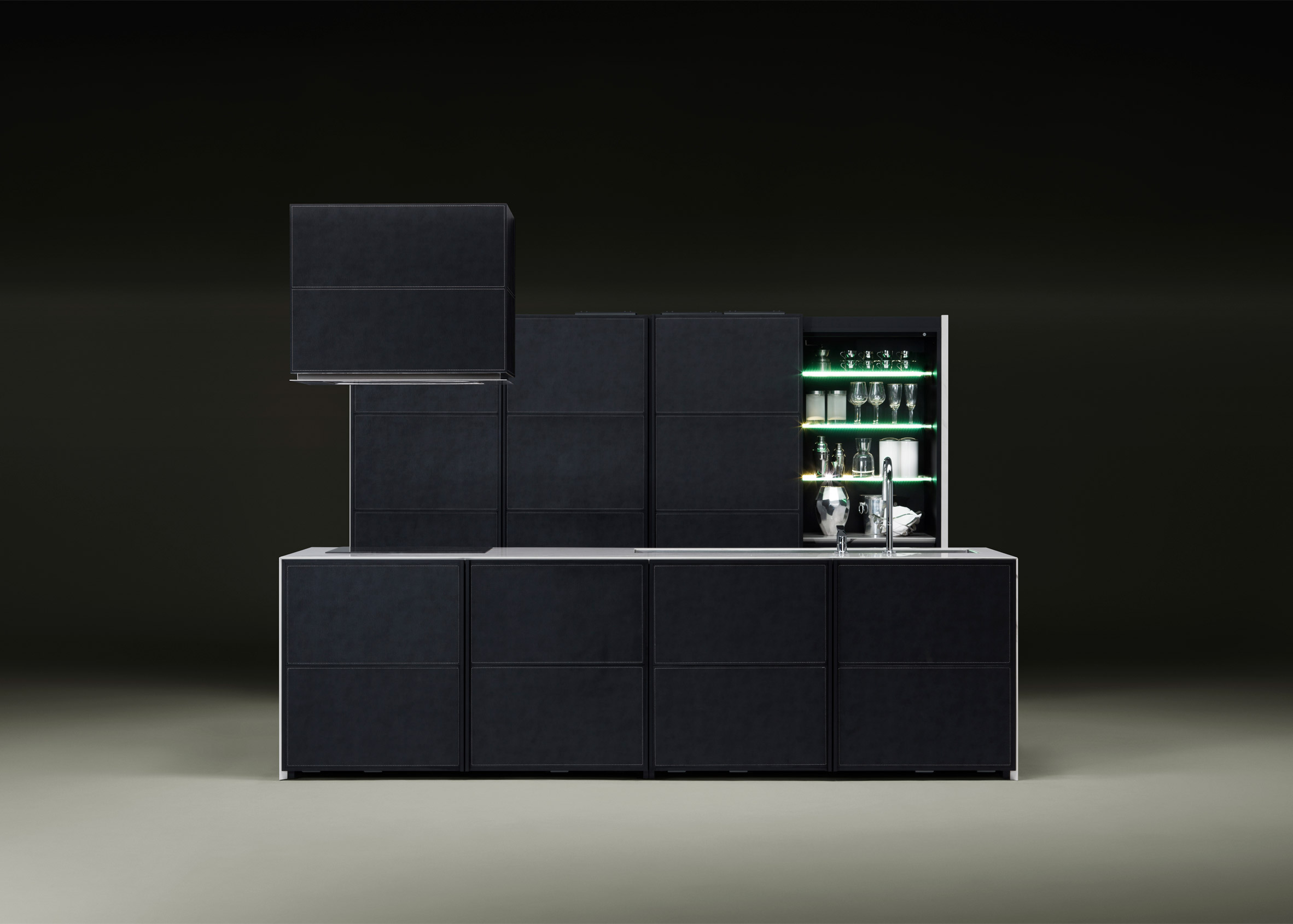 Kitchen Furniture by Sanwa
