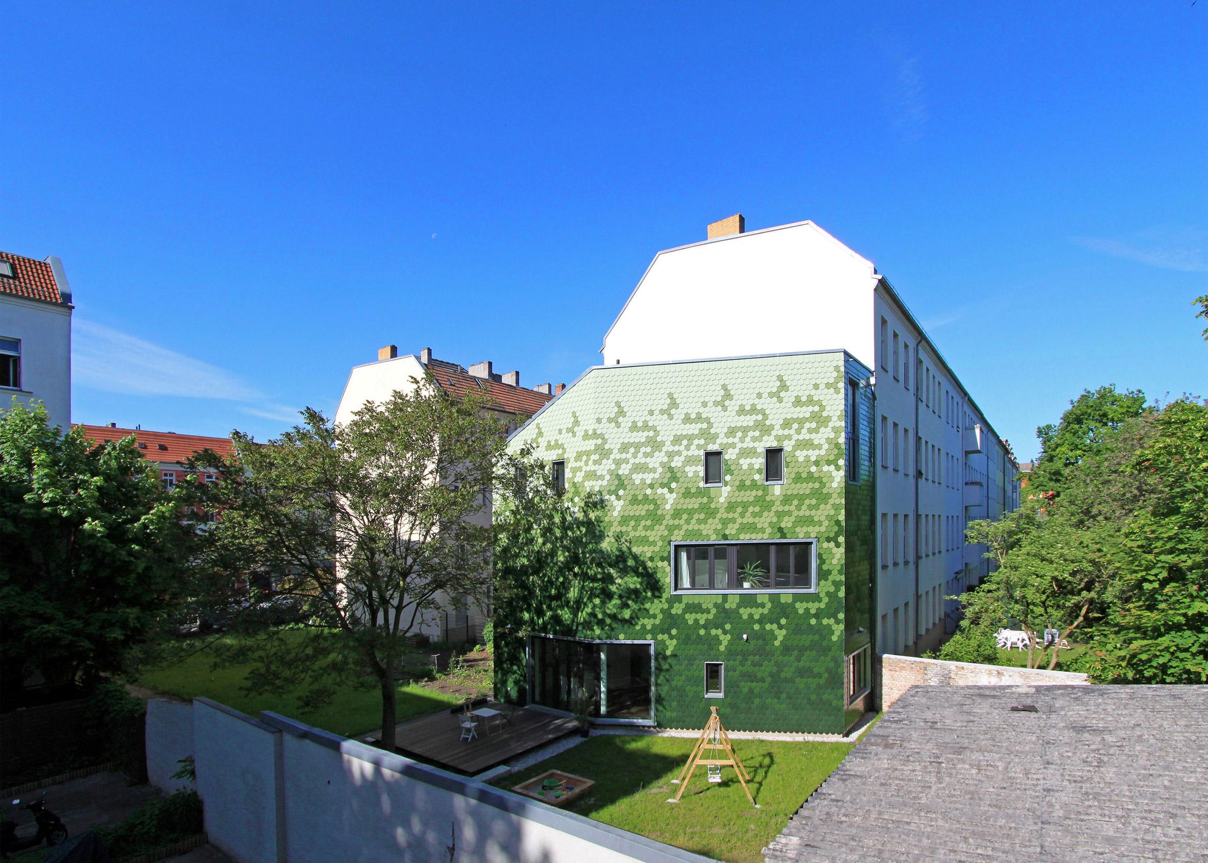 Schuppen by Brandt + Simon Architekten