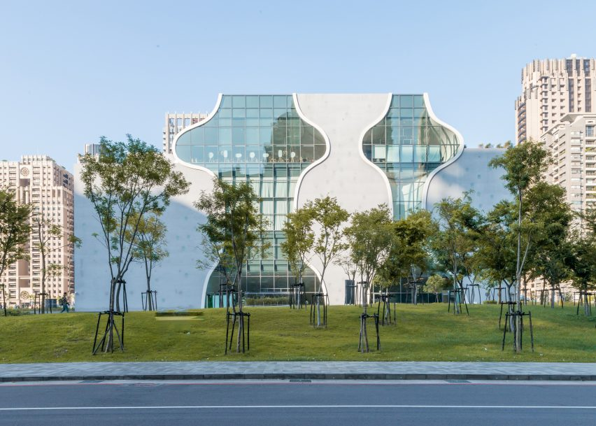This week, Toyo Ito's Taichung Opera House opened to the public