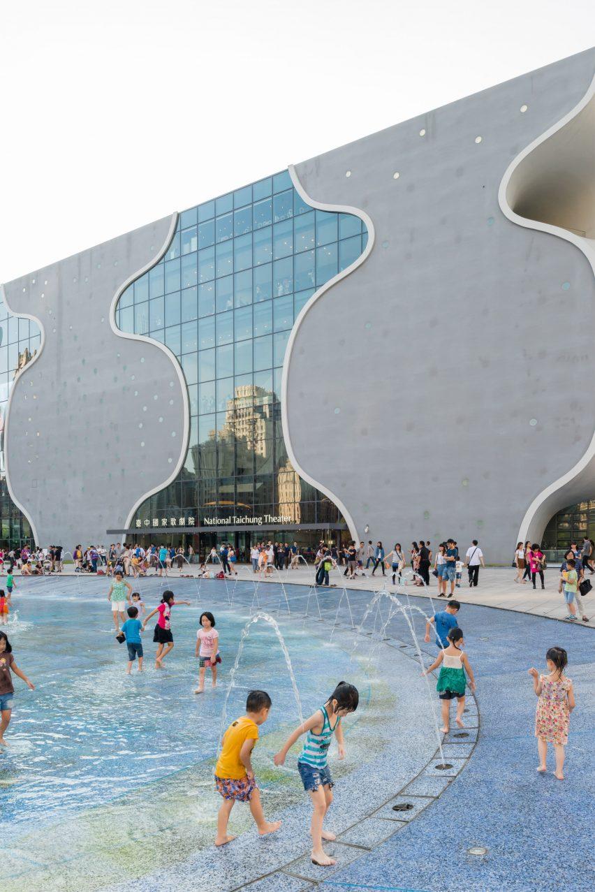 Taichung Metropolitan Opera House by Toyo Ito