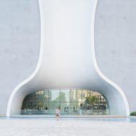 Toyo Ito's Taichung Metropolitan Opera House in Taiwan opens