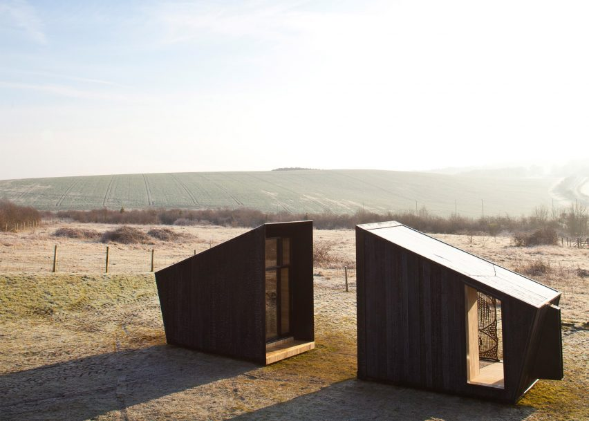 The Observatory by Feilden Clegg Bradley Studios shortlisted for the RIBA Stephen Lawrence award