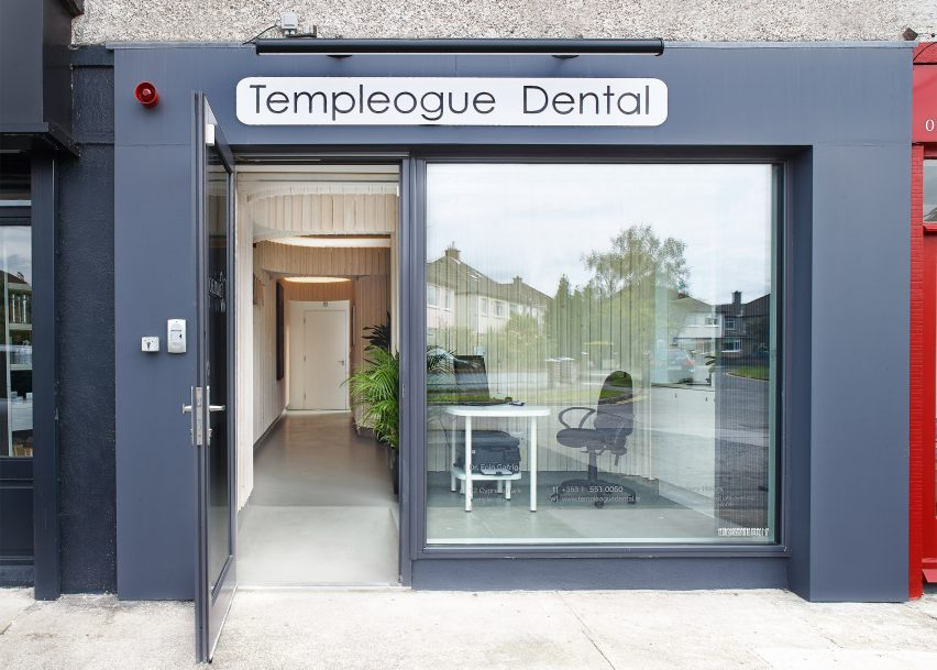 Templeogue Dental by Urban-Agency Architecture