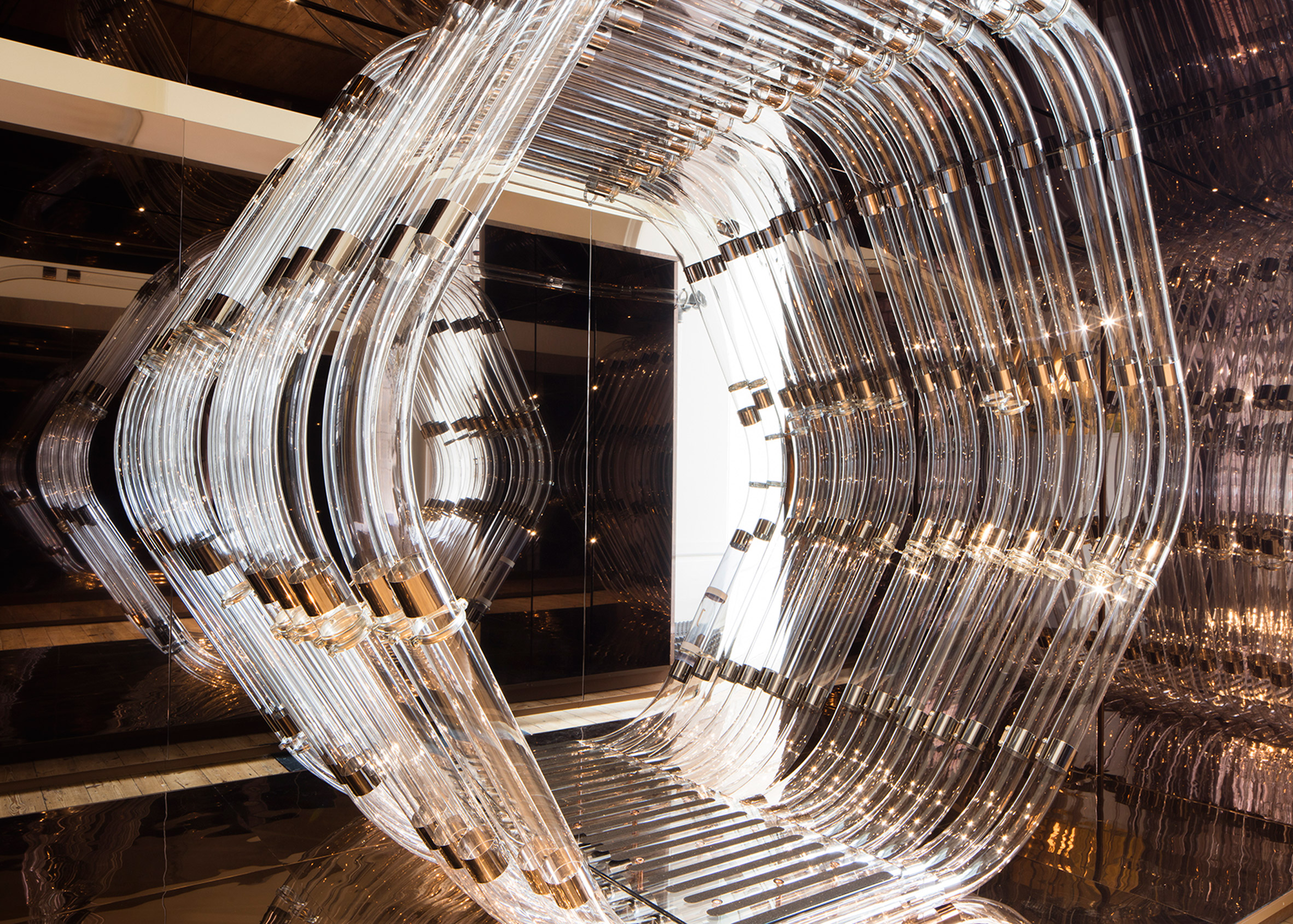 The Wish Machine by Autoban at the London Design Biennale 2016