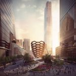 This week, Heatherwick unveiled the centrepiece for New York's Hudson Yards development