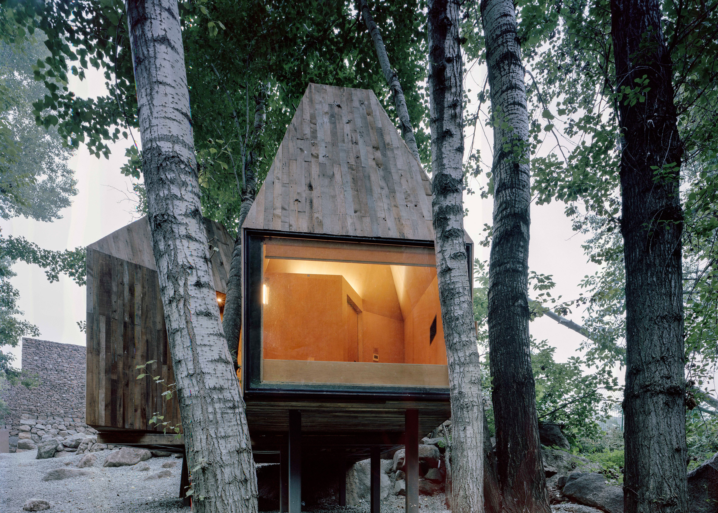 The Treehouse by Wee Studio