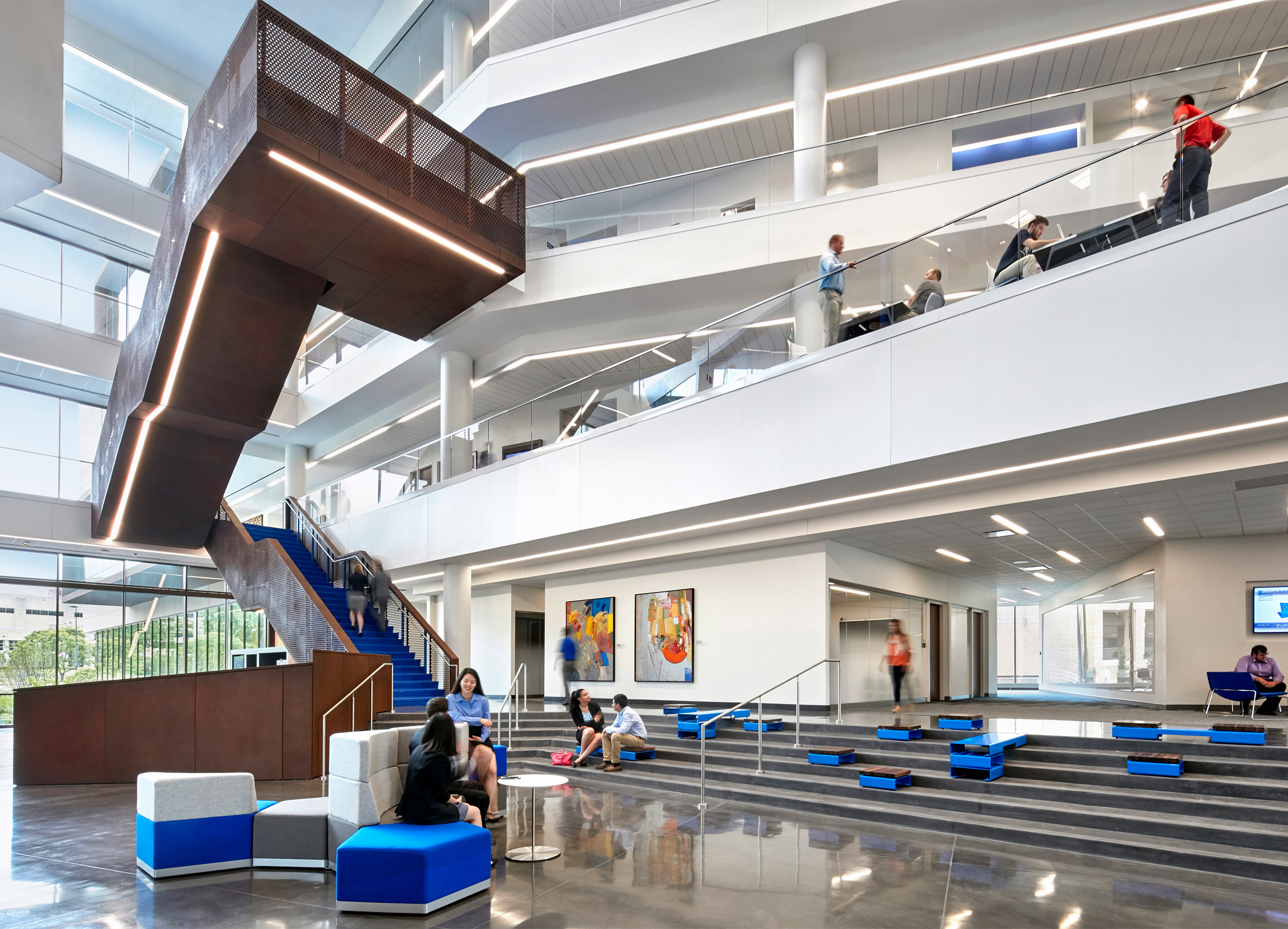 Capitol Federal Hall by Gensler