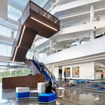 "Gensler creates opportunities for ""chance encounters"" inside Kansas business school"