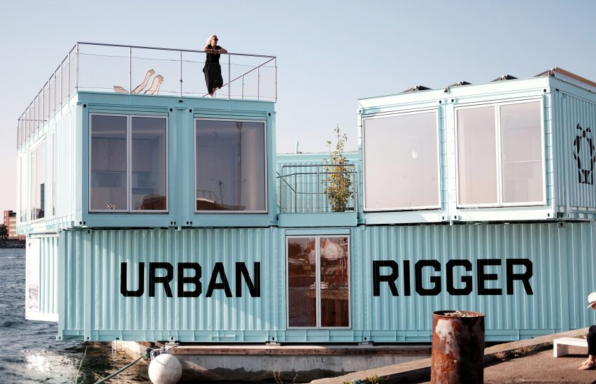 Urban Rigger by BIG