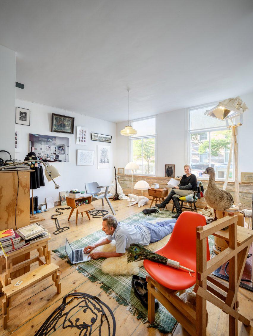 LDB: Studio Makkink and Bey