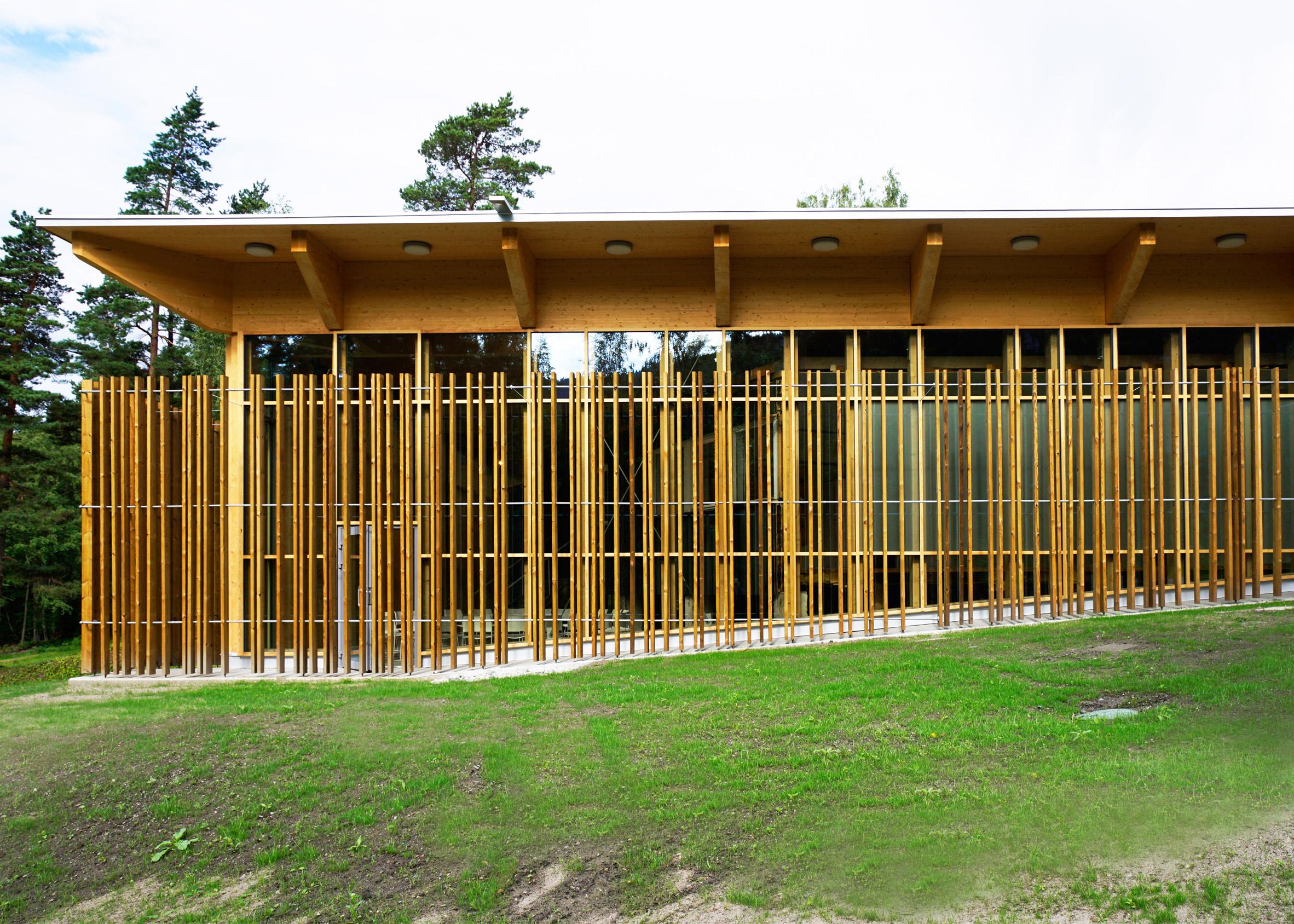 Utoya by Blakstad Haffner Arkitekter