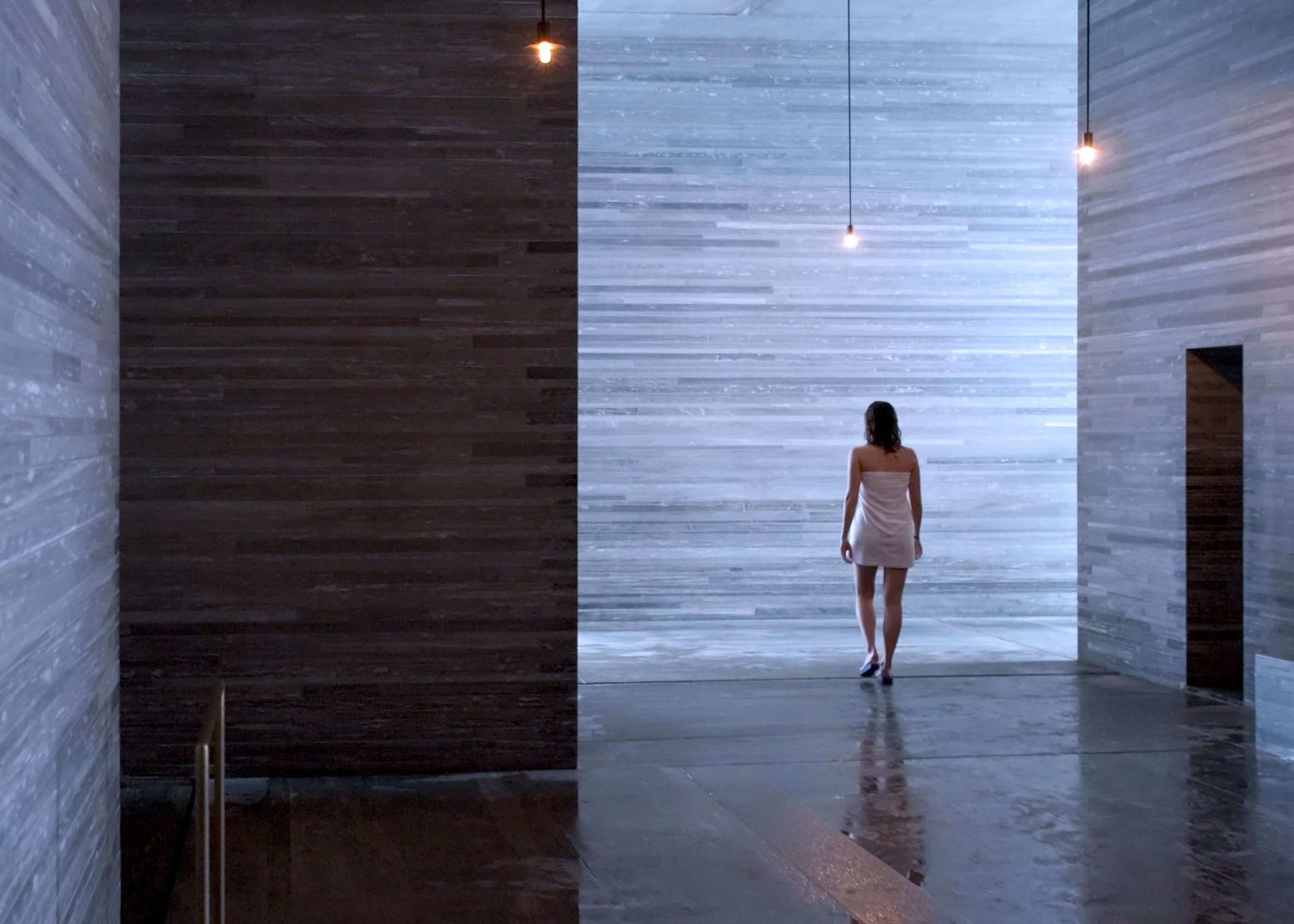 Vals by Peter Zumthor