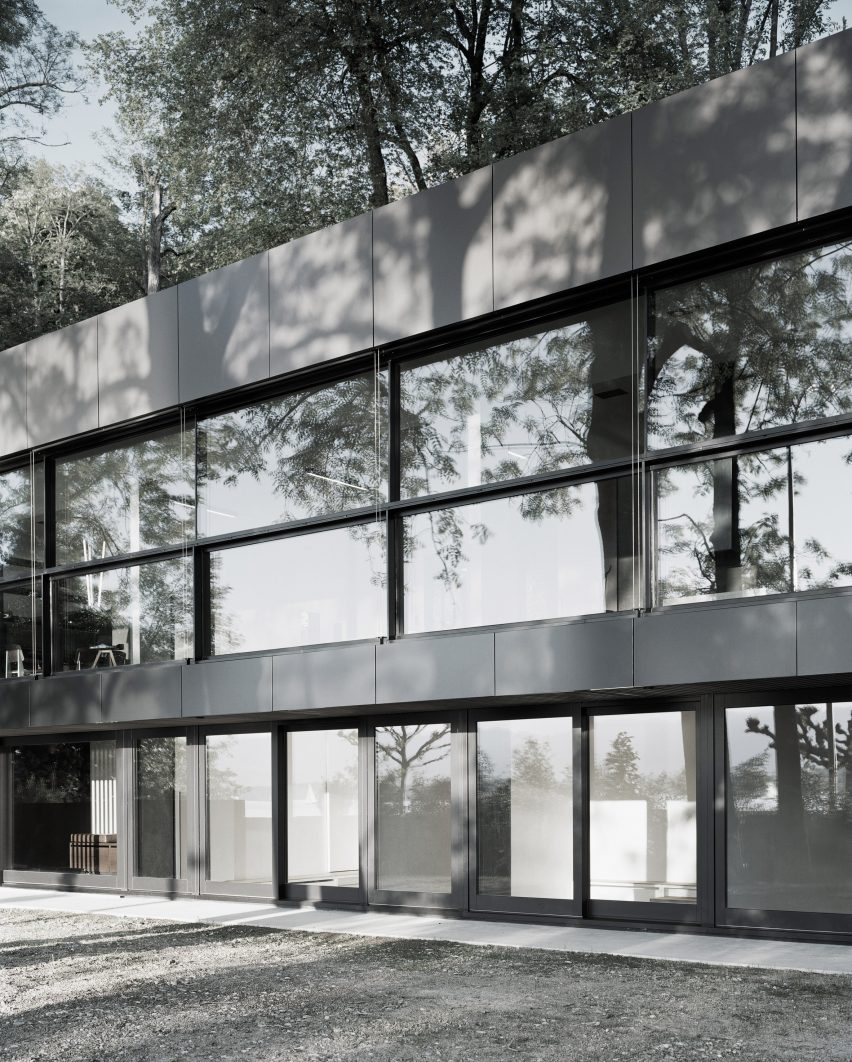 Villa Le Lac by Meyer Architecte