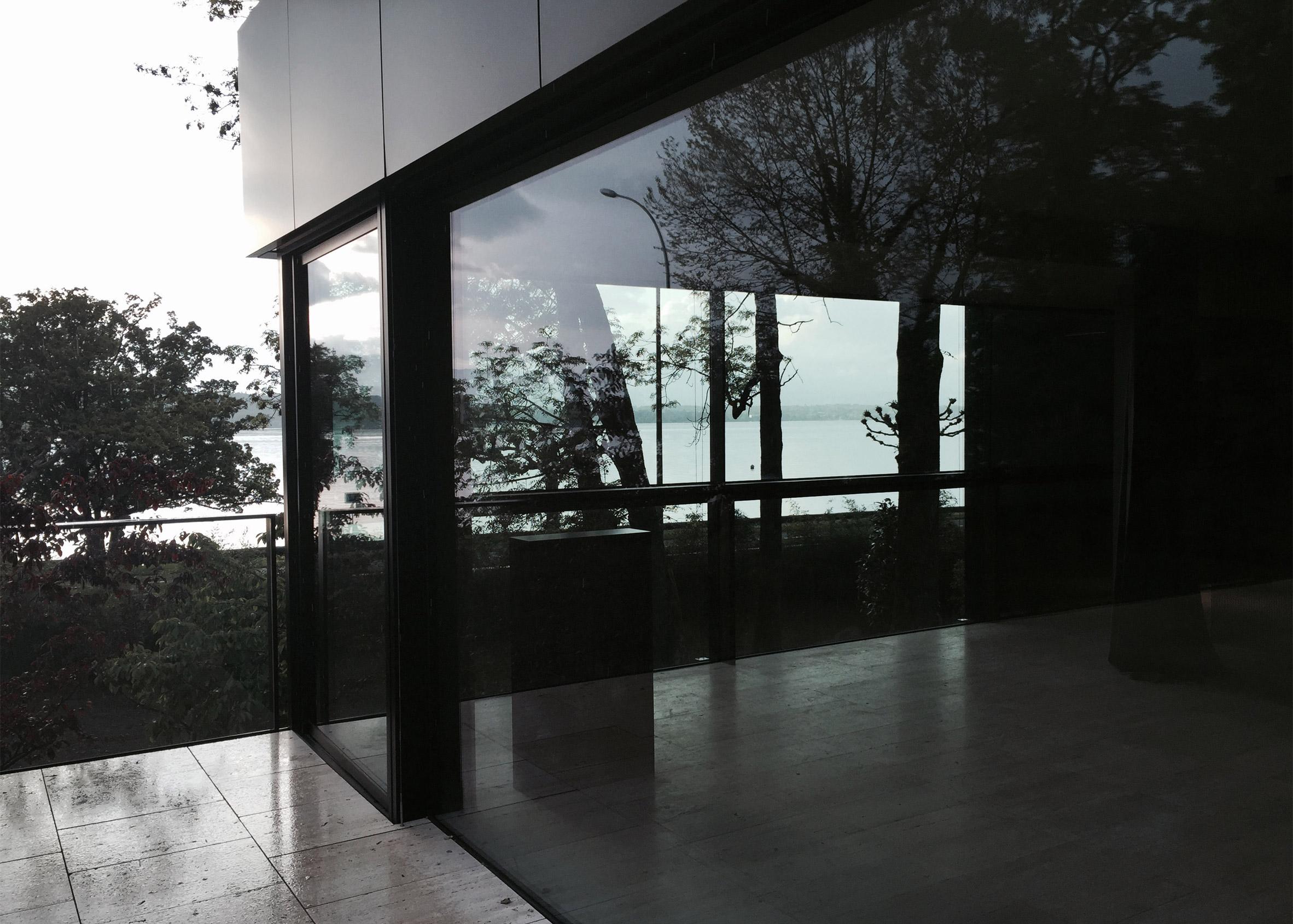 Villa Le Lac by Meyer Architecte