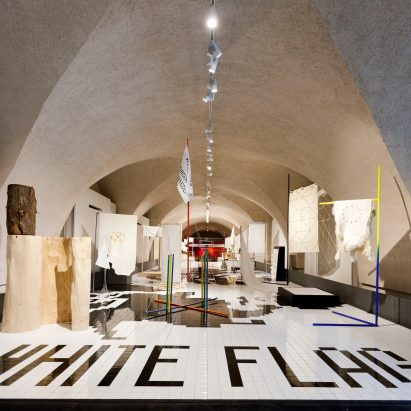 Biennale: White Flag