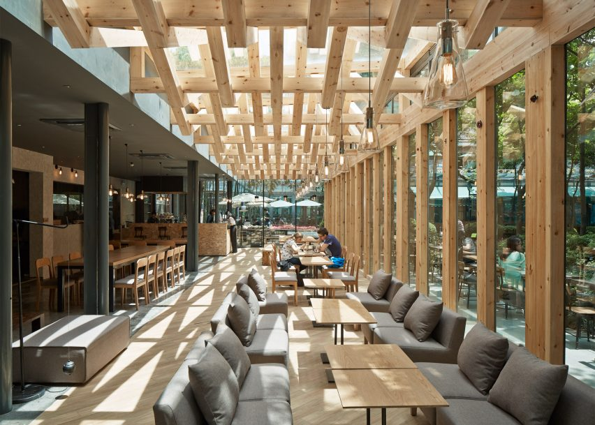 Xie Xie Cafe by Xooo Architects