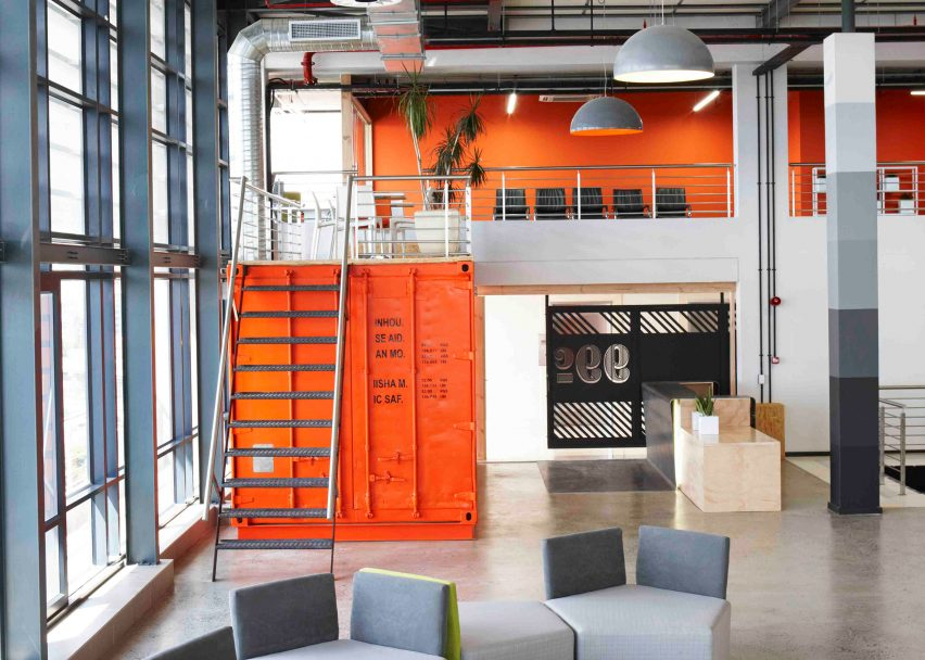office interior design photos. Dezeen Magazine Office Interior Design Photos