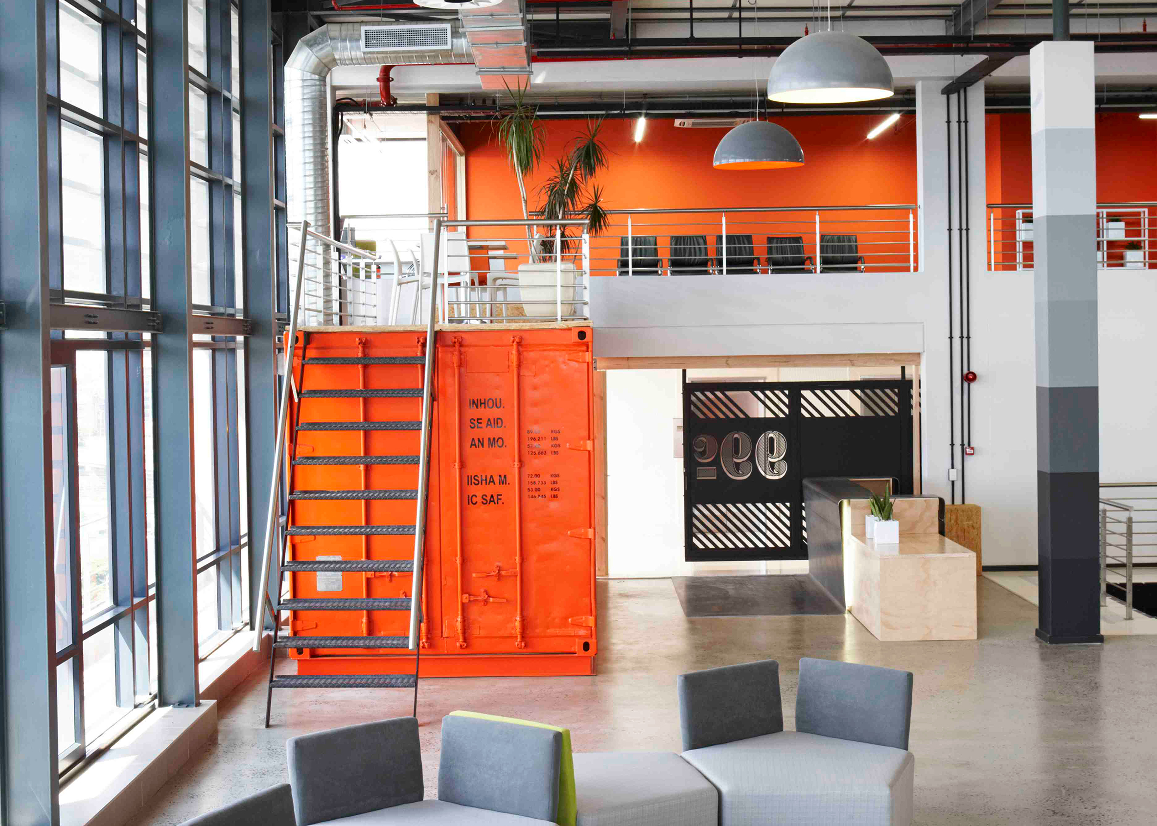 10 of the most creative office interiors from dezeens pinterest boards