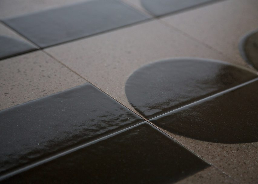 LDF: Magma tiles by Faye Toogood for Made A Mano
